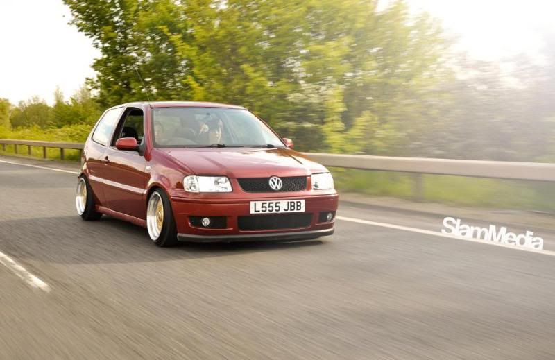 The Polo :) Rollingshot
