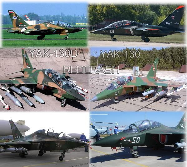 """طائرة التدريب والقتال """"ياك- 130 """" Untitled-1"""