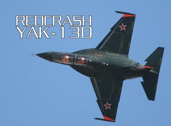 """طائرة التدريب والقتال """"ياك- 130 """" YAK-130"""