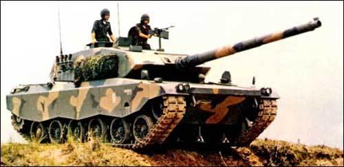 الدبابة البرازيلية EE-T1 Osorio Osorio-cammo