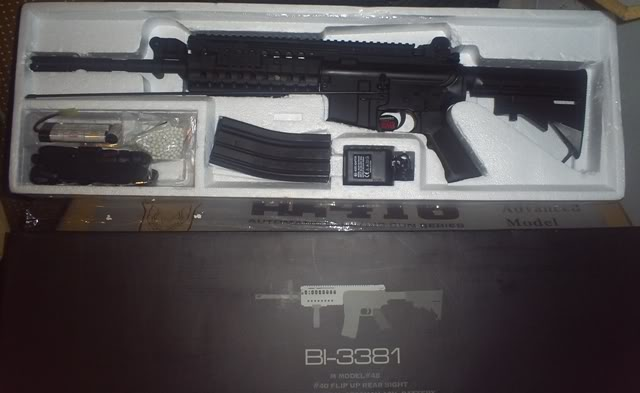 Mini Foto Review de la Dboys - M4 S- System modelo BI-3381 DboysM4S-System01