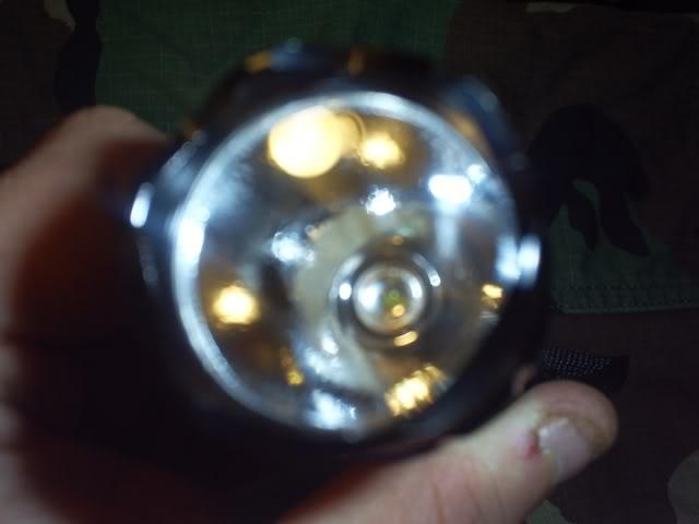 Review de la linterna tactica Ultrafire 501B CREE S4031984