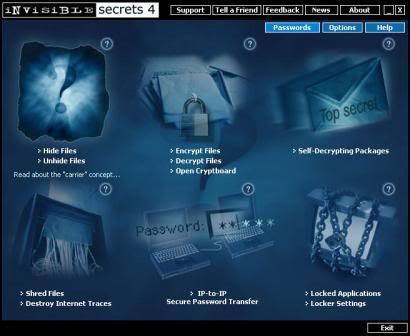 Invisible Secrets 4 InvisibleSecrets