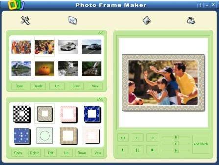 descargas de programas para editar fotos ZeallSoftPhotoFrameMaker2