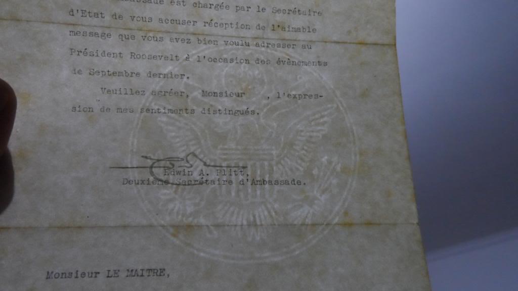 Plan original du camp d'internement de PITHIVIERS SAM_2879