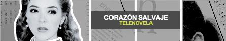 CORAZÓN SALVAJE [ Televisa ]