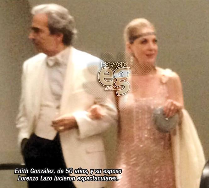 2015-06-03. [ FOTOS ] Edith y Lorenzo en la fiesta de cumpleaños del 'Güero' Castro 50Guero1