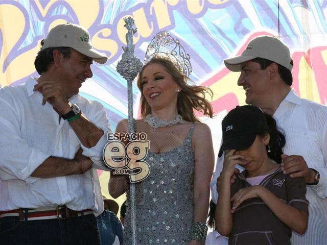 2008-03-23. [ FOTOS & NOTAS ] Es Edith 'Reina del Mar' Espacio101