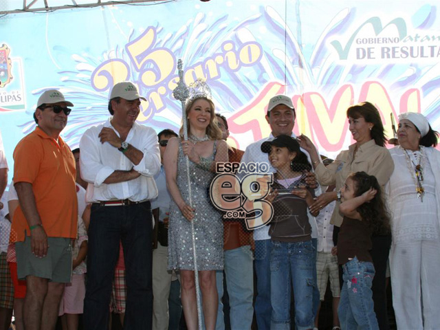 2008-03-23. [ FOTOS & NOTAS ] Es Edith 'Reina del Mar' Espacio104