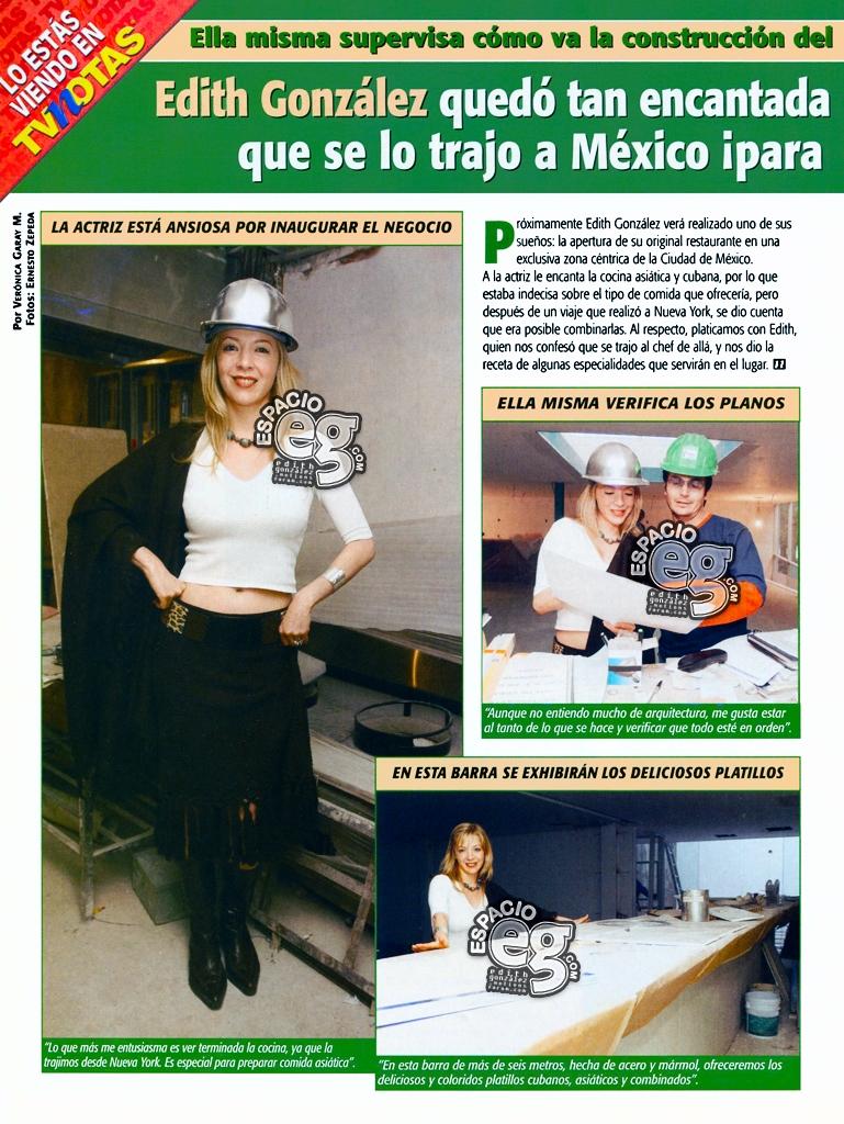 Tag empresaria en Espacio EG - Edith González AdC4a2