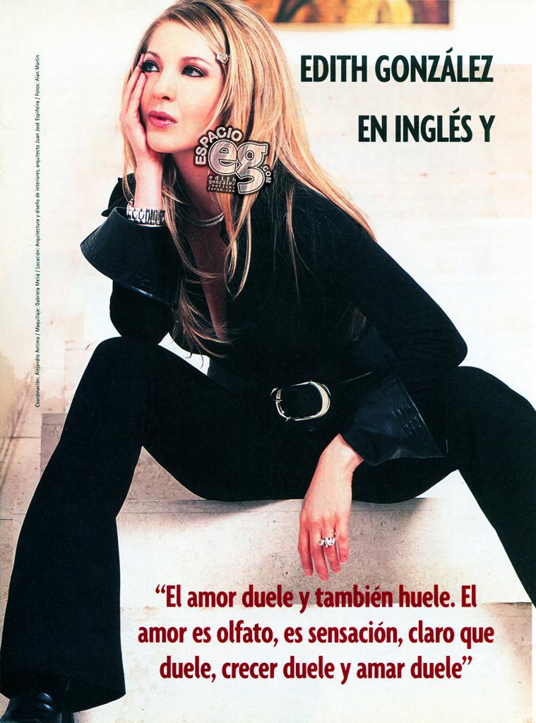 Tag salomé en Espacio EG - Edith González CD1