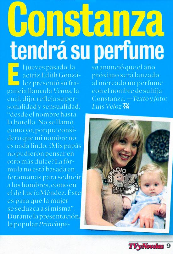 Tag perfume en Espacio EG - Edith González ConsPerfume