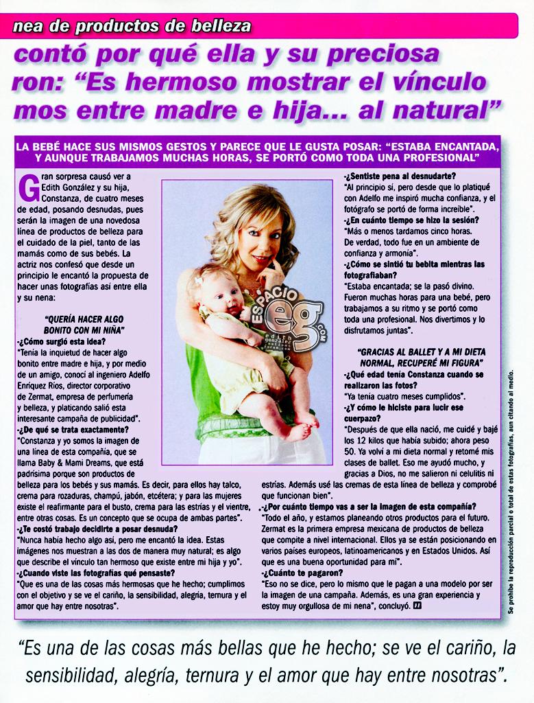 Tag babymamidreams en Espacio EG - Edith González Edith28e