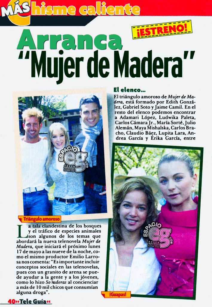 Tag mujerdemadera en Espacio EG - Edith González MDMPresent3b