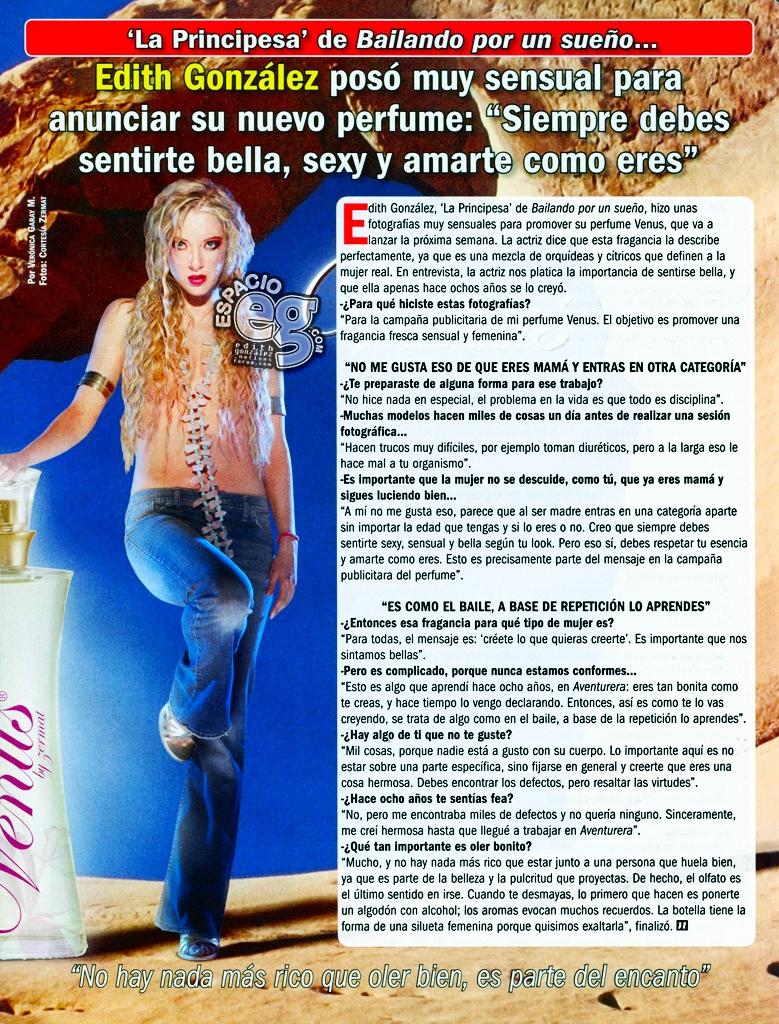 Tag perfume en Espacio EG - Edith González Venus1