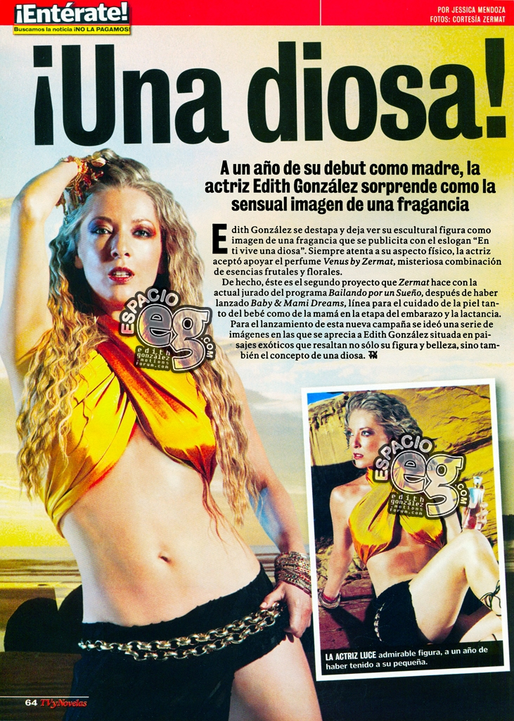 Tag perfume en Espacio EG - Edith González Venus2