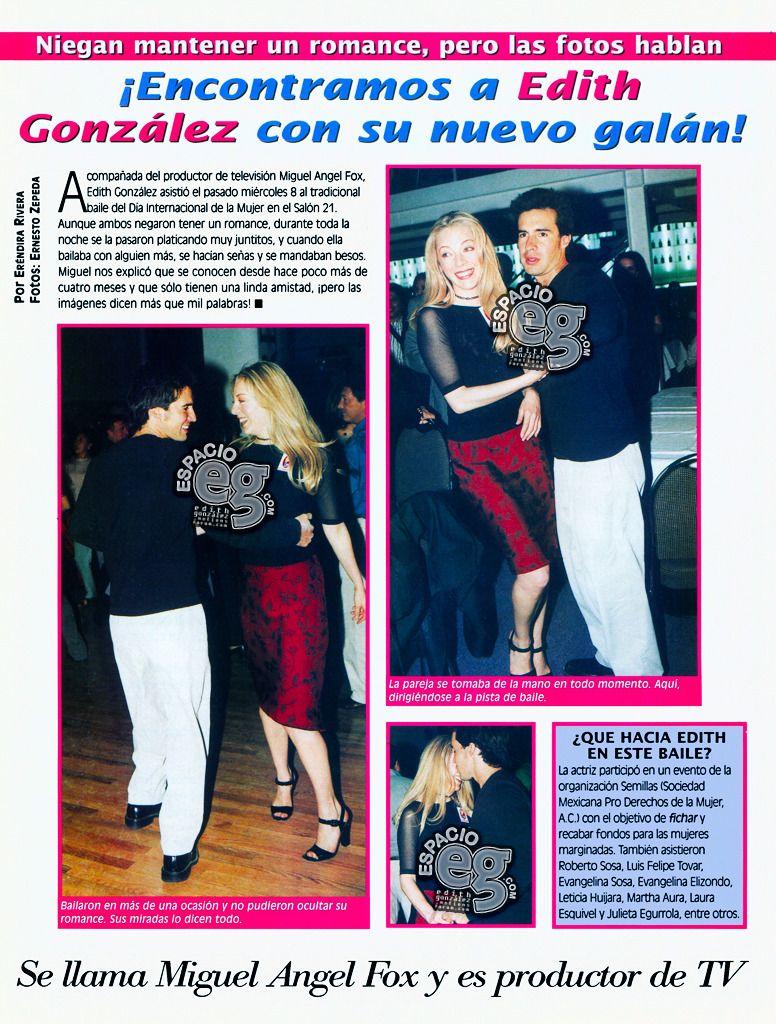 Tag baile en Espacio EG - Edith González Fox