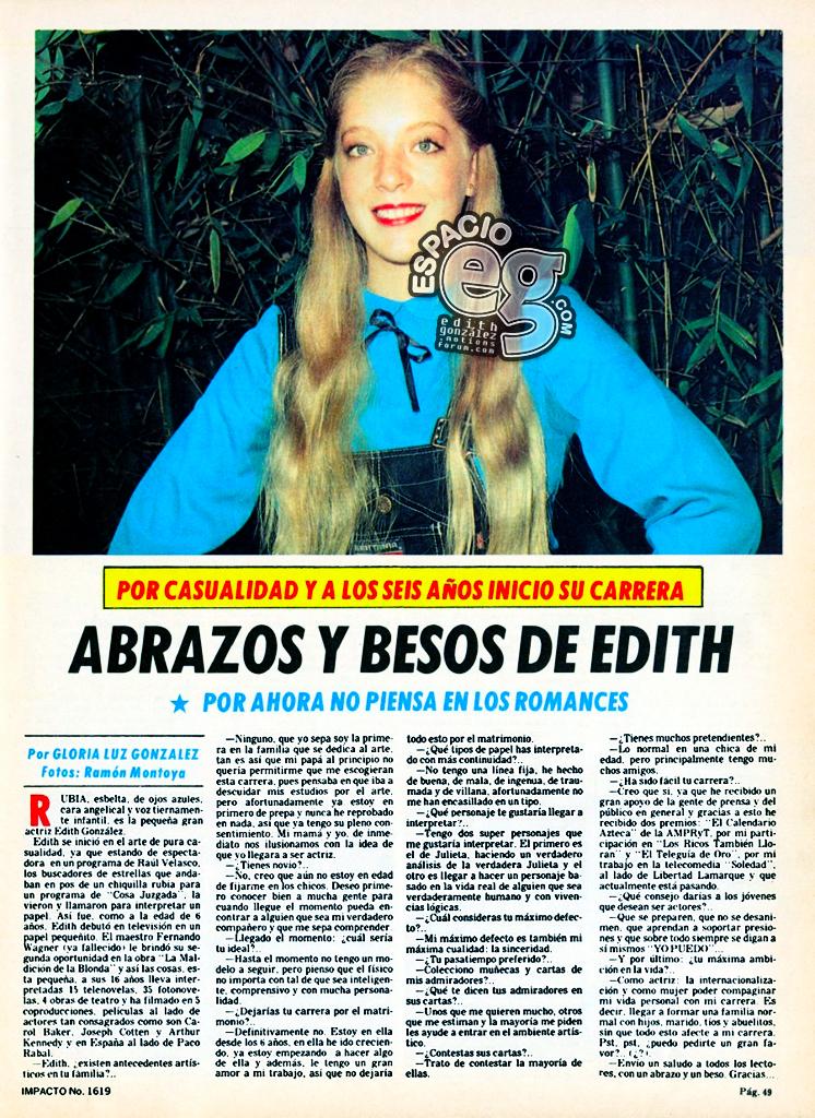 Tag losricostambiénlloran en Espacio EG - Edith González Impacto2