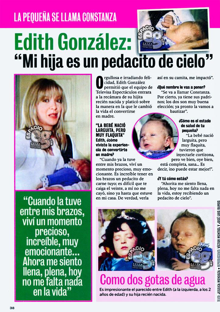 Tag bebe en Espacio EG - Edith González Bebe
