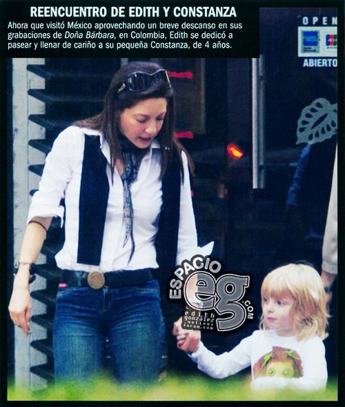 2008-11-18. [ SCANS & VIDEO ] Edith González se reencuentra con Constanza en México Scan2-2