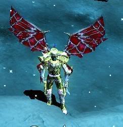 Alas Para Blade Knight AsasBk10-AranhaRed