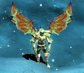 Alas Para Blade Knight AsasBk13-Hell
