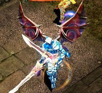 Alas Para Blade Knight AsasBk15-Dragao