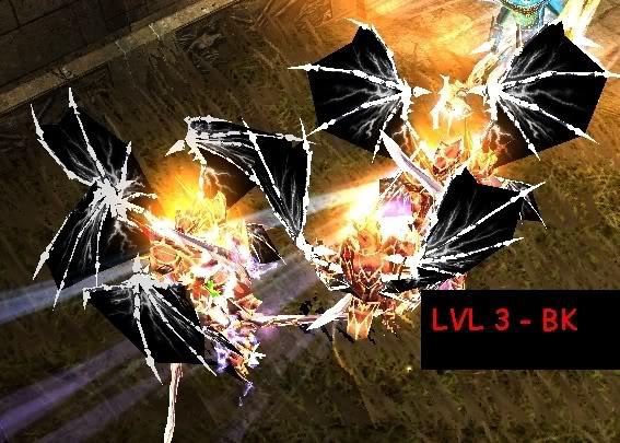 Alas Para Blade Knight AsasBk17-LVL3