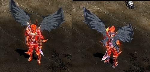 Alas Para Blade Knight AsasBk18-SmTipo