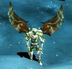 Alas Para Blade Knight AsasBk19-VerdeAgua