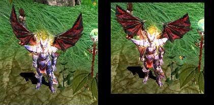 Alas Para Blade Knight AsasBk2-Vermelha
