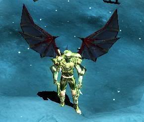 Alas Para Blade Knight AsasBk21-Dark