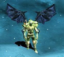 Alas Para Blade Knight AsasBk22-AzulePreta