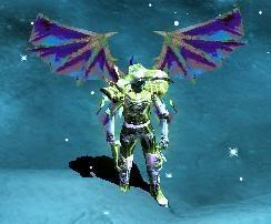 Alas Para Blade Knight AsasBk24-Colorida