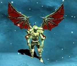 Alas Para Blade Knight AsasBk26-Vermelha