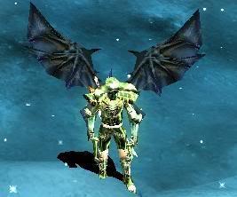 Alas Para Blade Knight AsasBk27-Escura