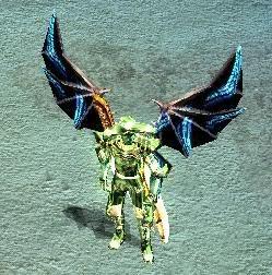 Ala Para Blade Knight - Electra AsasBk30-Electra