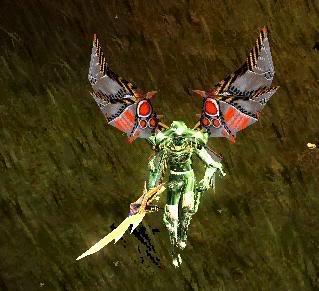 Alas Para Blade Knight AsasBk32-MetalIndustrial