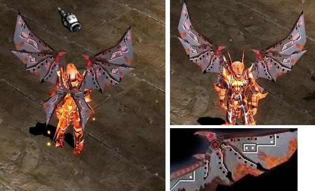 Alas Para Blade Knight AsasBk5-Metal