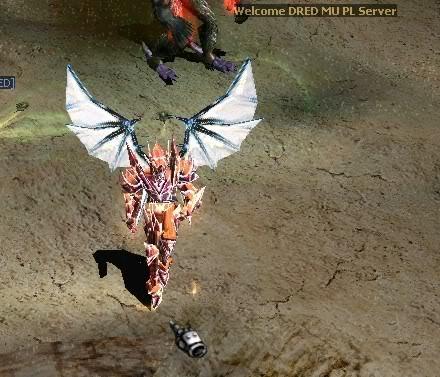 Alas Para Blade Knight AsasBk6-Branca