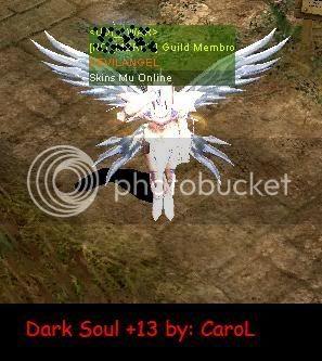 Dark Soul Blanco DarkSoulLeite