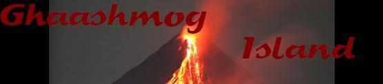Ghaashmog Island