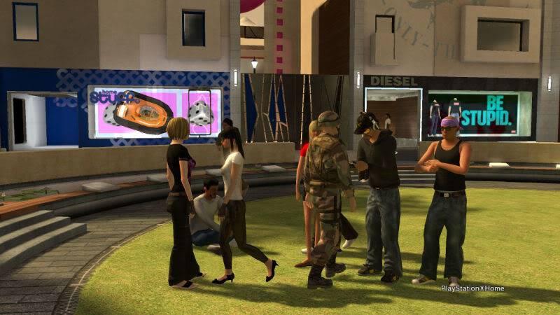 /\ HILO OFICIAL HOME /\ - Adios,hoy ultimo dia ImagendePlayStationHome31-8-201019-51-50