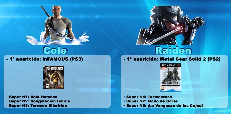 2b1a893994633 [Hilo oficial] PlayStation All-Stars Battle Royale. Kat y Emmett aterrizan  el