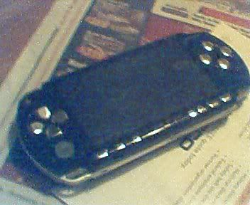 my psp with chrome buttons Psp1