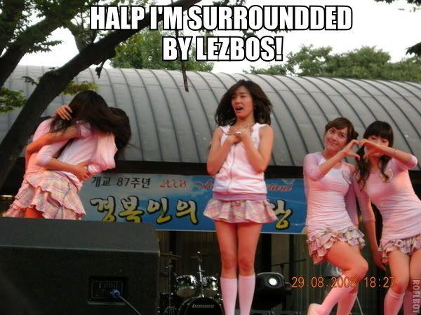 Les images qui vous ont fait le plus rire {JUST FOR FUN. - Page 5 Surrounded