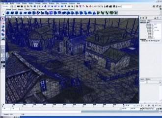 Resident evil 3.5: el proyecto mas largo jamas creado en capcom  1/? Detrasre4_escena00