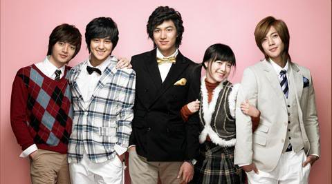 BOYS OVER FLOWER All