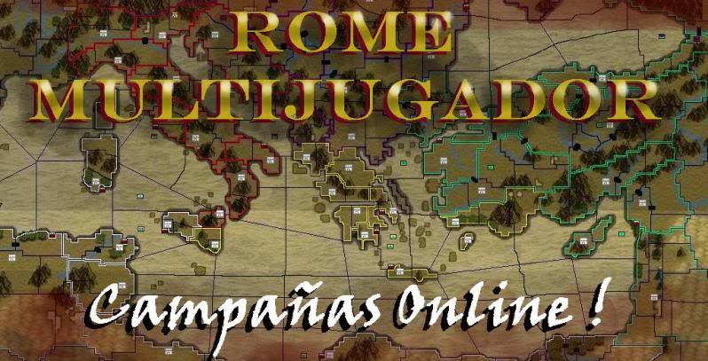 Rome Multijugador Mapanuevociu2q