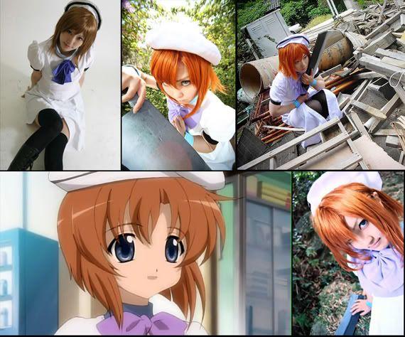Imagens - Cosplays de Higurashi ~ Rena2